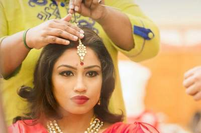 Maya-Makeup & Hair