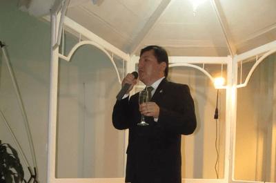 Hamilton Segura - Maestro de ceremonias