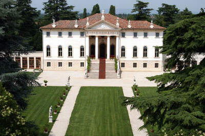 Villa Cornèr della Regina