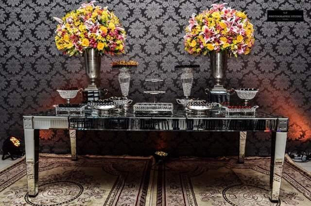 Augusto Kraemer Wedding Flowers & Co