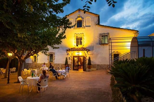 Restaurant Masia Can Feliu