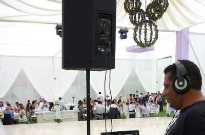 DJ Martín Sánchez