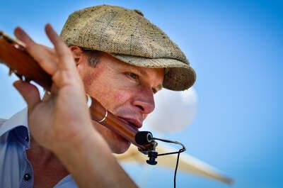 Fluitist Paul Smithuis