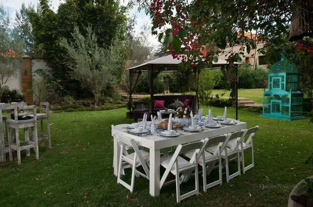 Jardín De Los Olivos