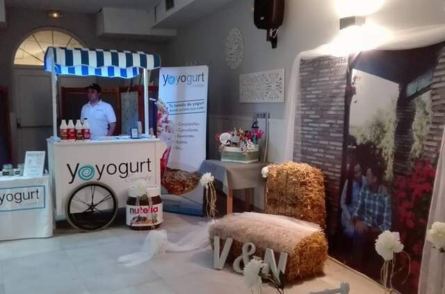 Yoyogurt events