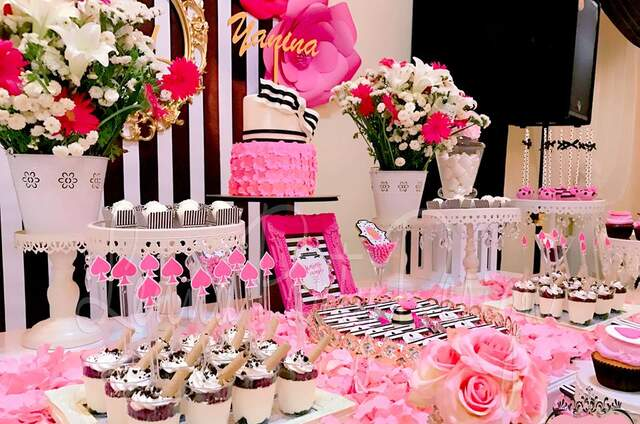 Lenna Party Design