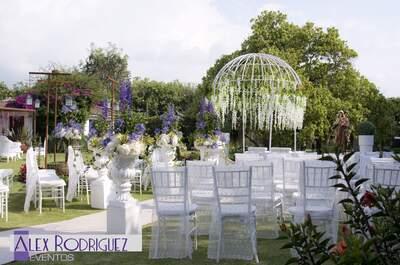 Alex Rodriguez Eventos - Hacienda San Jose