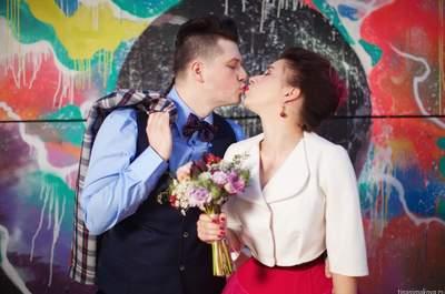 Свадебный фотограф Тина Симакова