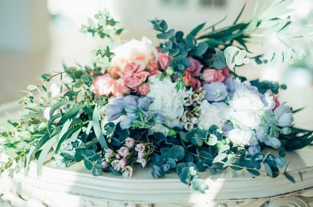 Delleville флористика и декор