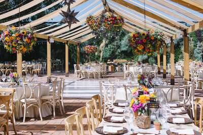 Romance Eventos y Floristería