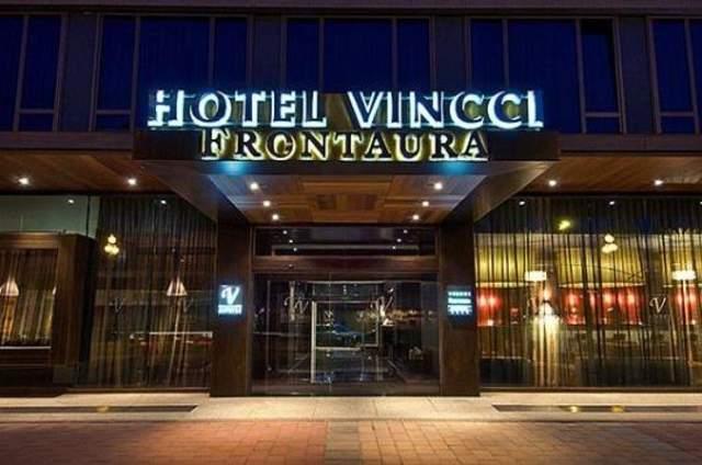 Hotel Vincci Frontaura