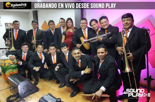 Orquesta La Explosiva Internacional