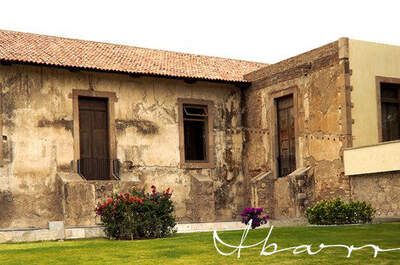 Ex-Hacienda Ibarrilla