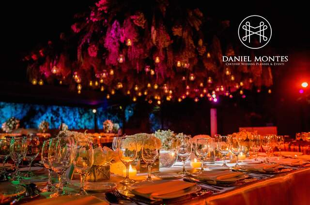Daniel Montes Certified Wedding Planner & Events