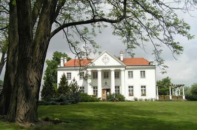Pałac Grochowiska Szlacheckie