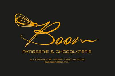 Boom Patisserie en Chocolaterie