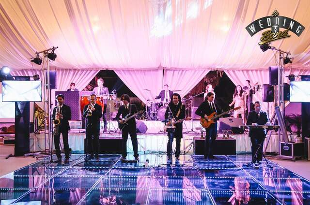 La Wedding Band