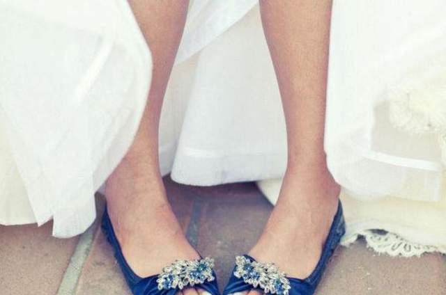 Gwendolina - Schöne Schuhe für die Braut