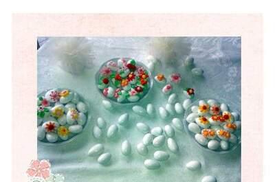 I Confetti decorati di Lucia