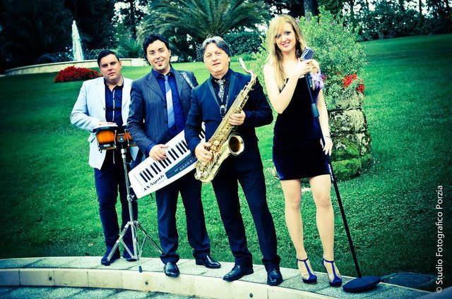 Giuseppe Olivieri & Amarcord Band