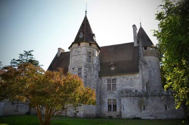 Chateau de Goulens