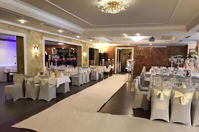 The Agas Hotel & Restaurant Saal