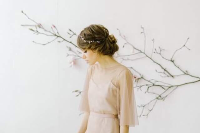Будуарные платья  ZhannaSalatova