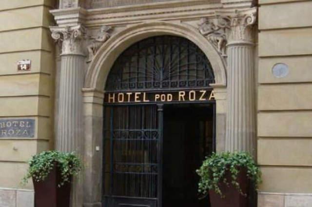 Hotel pod Różą