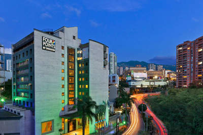 Hotel Four Points by Sheraton Medellín