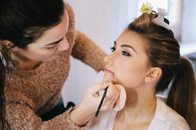 Ginevra Fusari Make-Up Artist