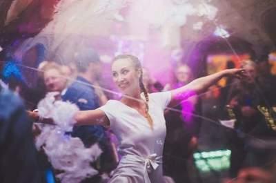 Caro'Lyne Po - La danseuse bulle