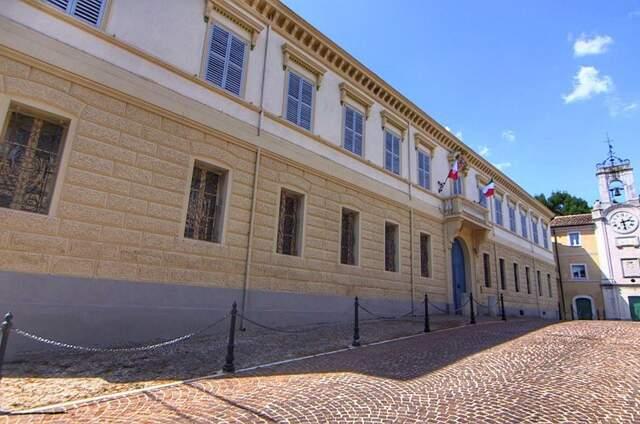 Palazzo di Monte Porzio