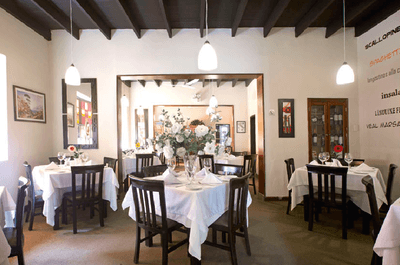Restaurante Rigoletto