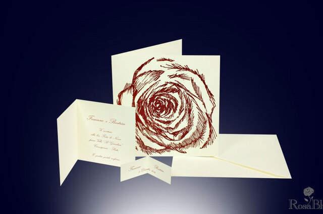 Rosa Blu - Partecipazioni d'Arte