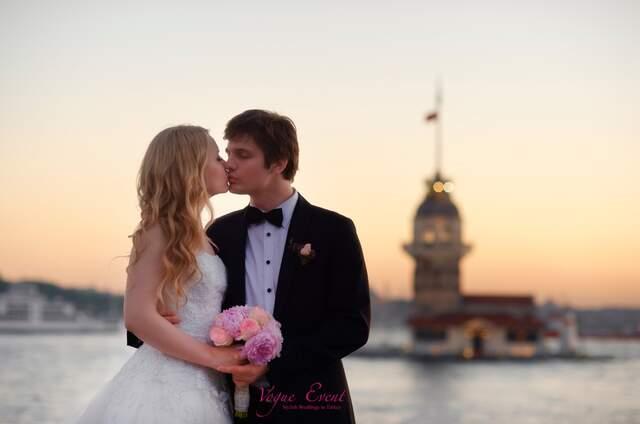 Vogue Event: Стильные Свадьбы в Стамбуле