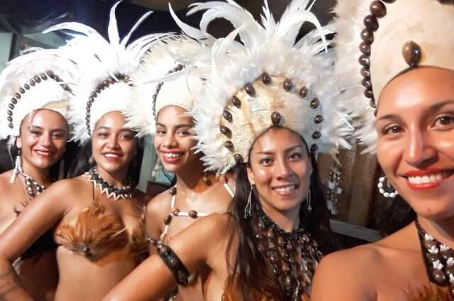 KARI KARI Ballet Cultural Rapa Nui