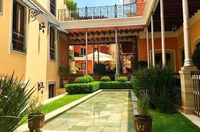 Hotel Villa María Cristina