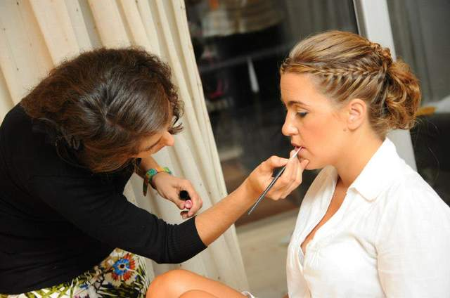 Clara Garriga Make Up