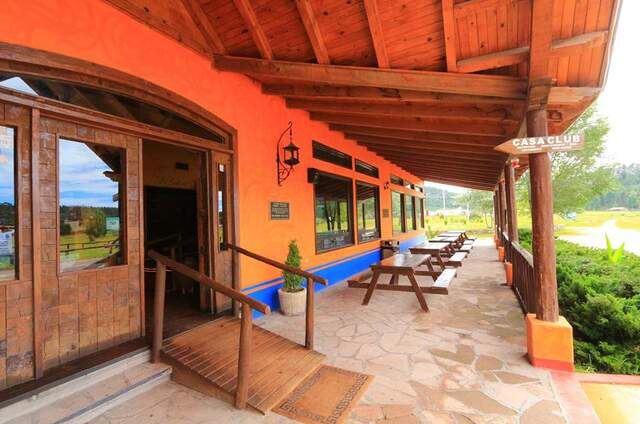 Villa Mexicana Creel Mountain Lodge