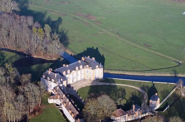 Château de Montigny-sur-Avre
