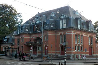 Electrische Museumtramlijn Amsterdam