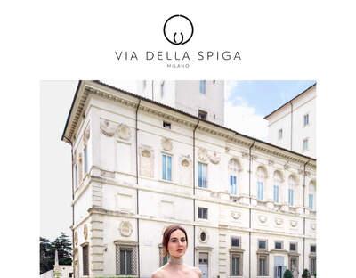 Via della Spiga Milano Recensioni, foto e telefono