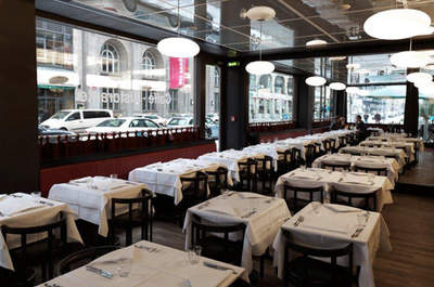 Restaurant Malatesta am Gendarmenmarkt