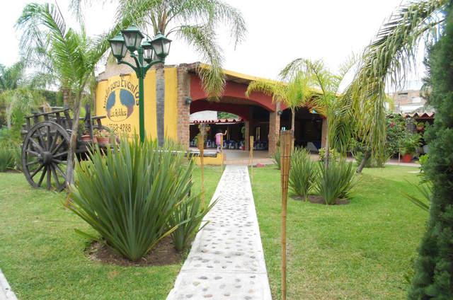 Jardín Los Robles