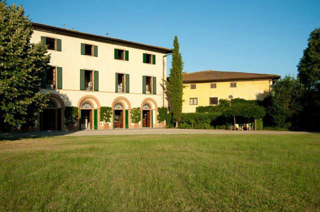 Villa Le Mozzete