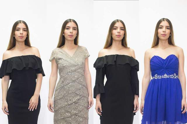 Holof Dresses