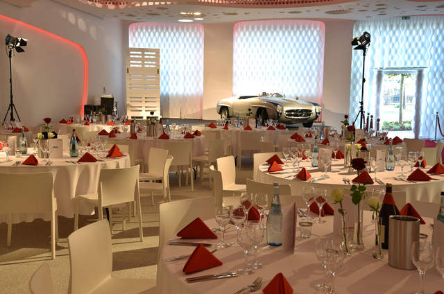 Carola Daimler Cars Eventlocation