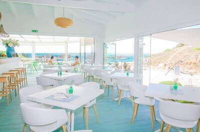 Cabanas Beach Restaurant