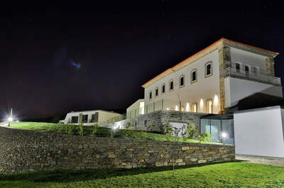 Água Hotels Douro Scala