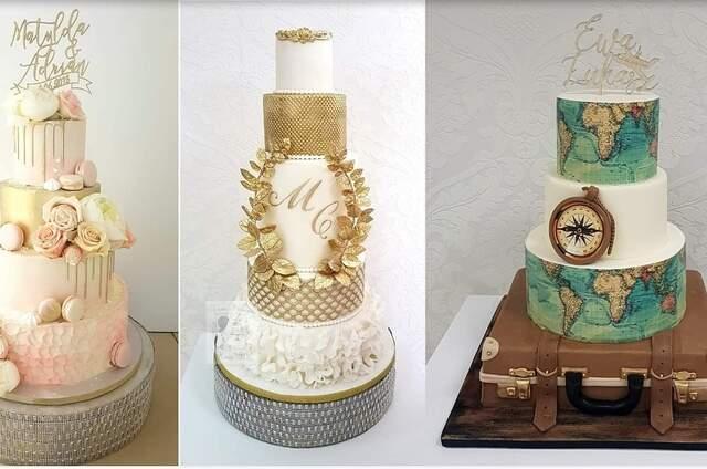 Nocne pieczenie-pracownia tortówi muffin artystycznych. Marta  M